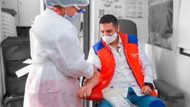 Hasta en un 50 % se ha disminuido la donación de sangre en el Quindío