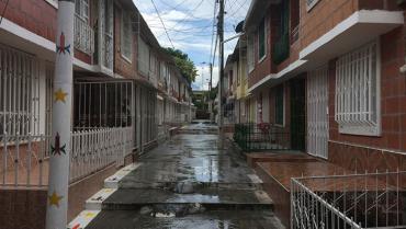 Ciudadano sobrevivió tras ser baleado por su cuñado en el barrio La Nueva Tebaida