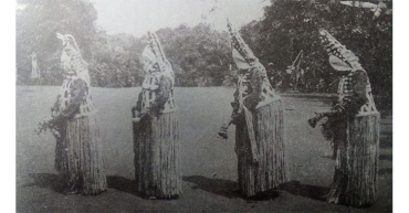 Una ceremonia fúnebre en la profunda selva amazónica