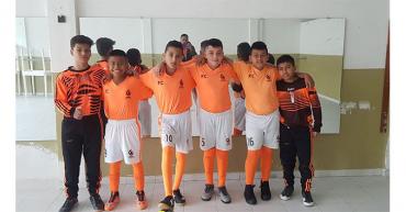 Selección Quindío de futsal sub-10 participa en la Chiqui Profesional