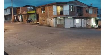 Un disparo en la cabeza le ocasionó la muerte a 'Mono' en el barrio Santander