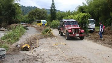 Cerca de $1.000 millones para recuperar tramo de la vía principal a Córdoba