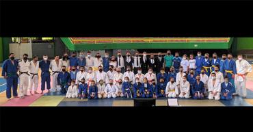 55 deportistas participaron en el primer Open Departamental de Judo