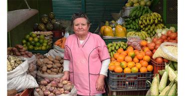 Por el paro nacional, el 93.9 % del  comercio de Armenia ha sido afectado