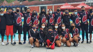 7 quindianos competirán en nacional interligas de natación