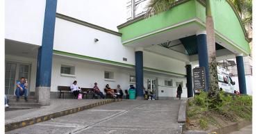 En urgencias del San Juan de Dios pacientes desbordan la capacidad médica
