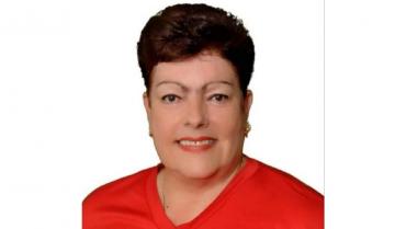 Por Covid-19 falleció Luz Cristina Sáenz, concejal de Montenegro