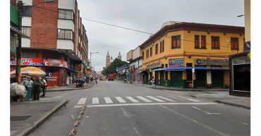 Un hombre fue asesinado en el centro de Armenia