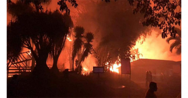 Un rayo, el causante del incendio en Panaca