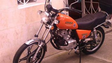 Motocicleta, propiedad de la Defensa Civil, no aparece