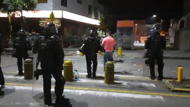Fiscalía solicitó cárcel a los 7 capturados por supuestos delitos en la protesta social; defensa reveló abusos