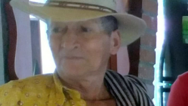 """""""Luis fue ciclista toda la vida"""", familiar del hombre que perdió la vida ayer en siniestro"""