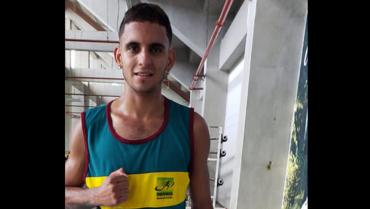 Quindiano logró medalla de plata en  el Campeonato Nacional de Atletismo