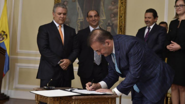 Designado alcalde ad hoc para Armenia