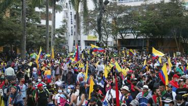 """Primera Línea Jurídica dijo que la Fiscalía """"'chuzó' ilegalmente"""" teléfonos de los manifestantes"""