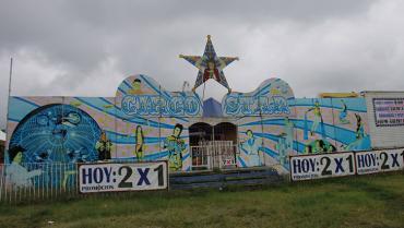 El circo sigue varado en Armenia y no tiene el dinero para reabrir