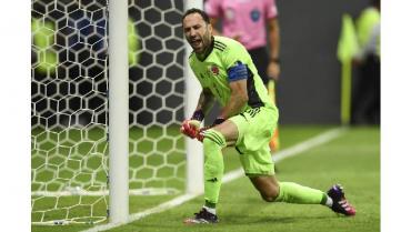 0-0. David Ospina cierra puerta a Uruguay y pone a Colombia en semifinales
