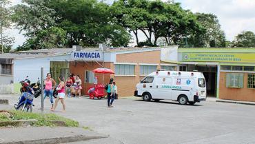 Estudios y diseños para hospital de Quimbaya, por los $900 millones