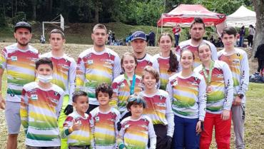Dos élites quindianos, entre los 10 mejores del BMX de Colombia