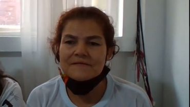 Rosalba Marín será condenada el 23 de agosto a 17 años de cárcel por homicidio de Betty Vallejo