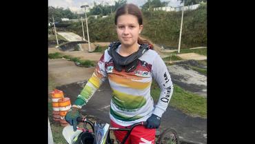 La bicicrocista Silvana Muñoz le ha dado al Quindío más que medallas y glorias