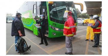Autorizada ampliación en número de pasajeros para vehículos de servicio público