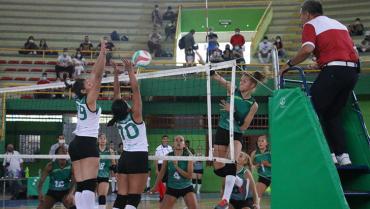 Vibra Armenia con el campeonato Nacional de Mayores de Voleibol Femenino