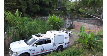 Bañista murió ahogado en el Río Quindío