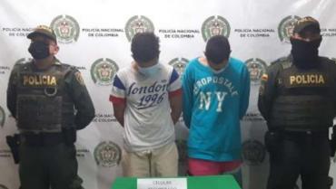 Adolescente de 15 años fue detenido por hurto