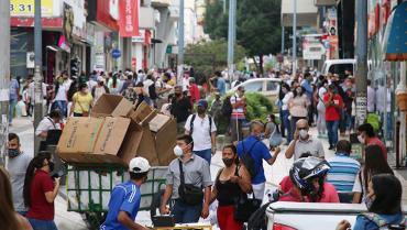 Estas son las medidas de seguridad de las fiestas patrias del 20 de Julio