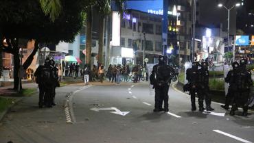 Gobierno y oposición radicaron reformas a la Policía