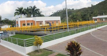 Multipropósito garantiza el servicio de agua potable en Calarcá