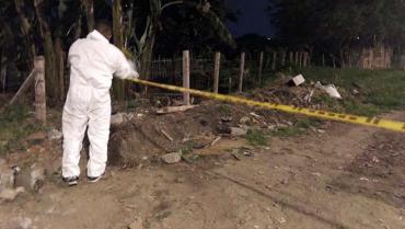En pijao, Desde una zona boscosa le dispararon a José Albeiro Osorio