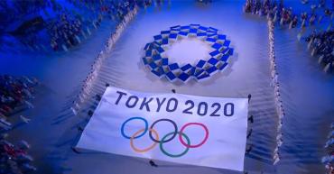 Tokio 2020: Un desfile de enmascarados