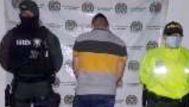 Cayó 'Cejas', líder de banda de  estupefacientes en Barcelona