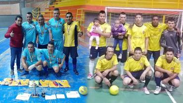 Villa Nohemí A, campeón de torneo de integración en Circasia