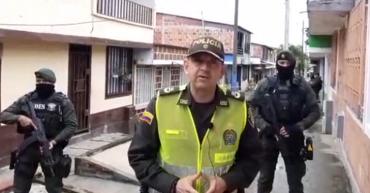 Abatido alias 'Shaggy' tras secuestro de ciudadana en La Tebaida