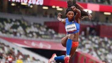Hoy en los Juegos Olímpicos, Caterine Ibargüen, por la gloria