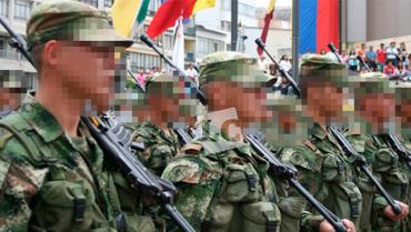 Condenan a 7 militares por violar a niña indígena en Risaralda