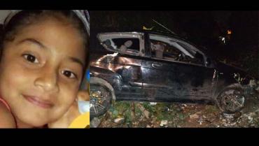 Responsable de la muerte de niña de 9 años seguirá en la casa