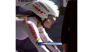 Sérika Gulumá enfrenta los Panamericanos de ciclismo de ruta