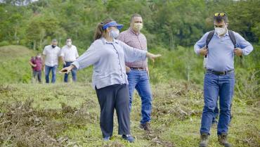 En Quimbaya no quieren una planta de tratamiento de aguas usadas tan cerca
