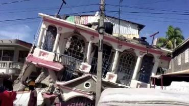 Colombia ofrece ayuda a Haití tras devastador terremoto