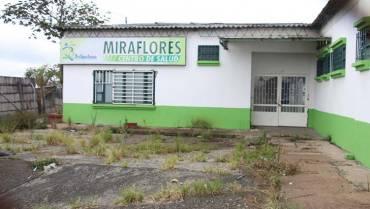 Al centro de salud de Miraflores solo lo visitan los ladrones