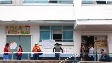 Renuncia masiva en La Misericordia de Calarcá