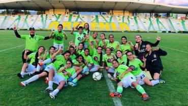 ¿Conoce a Beraca? Es la sensación del fútbol femenino en el Quindío