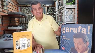 Gonzalo Cardona López, al ritmo de un buen tango