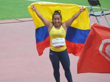 2 récords mundiales para Colombia en los juegos paralímpicos