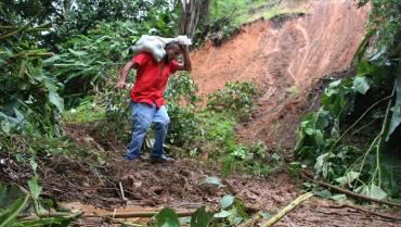 Grave situación en Buenavista por intensas lluvias