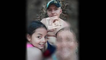 Padre e hija murieron arrollados por una volqueta cargada de arena